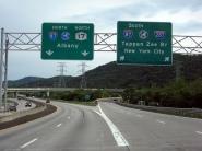 I-87 split