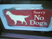 No Dogs