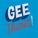 GeeThanks