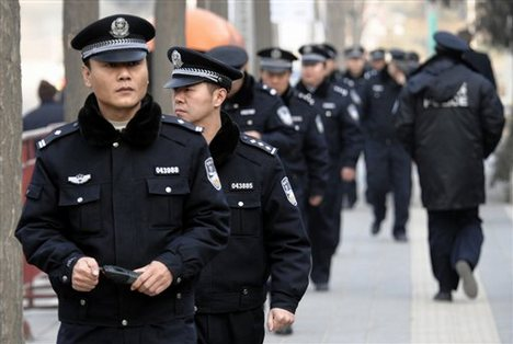 China-Police-to-Increase-Armed-Patrols-in-Crime