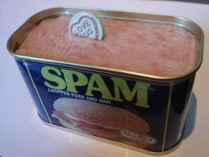 Love Bug in Spam