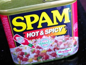 Spicy Guam Spam