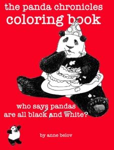 panda coloring book cover 100 res